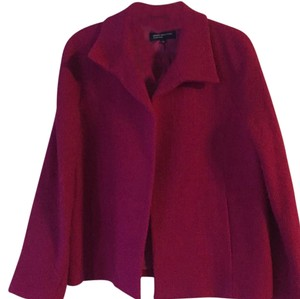 Jones New York Fuschia Blazer
