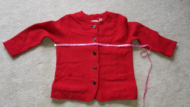 Alfred Dunner red Blazer