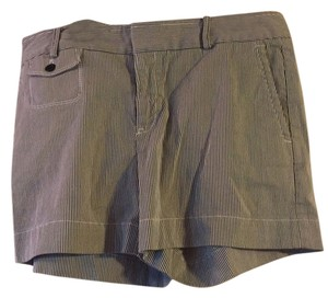 Banana Republic Mini/Short Shorts Blac