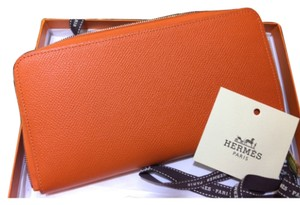 Hermès Authentic Hermes Zippy Wallet