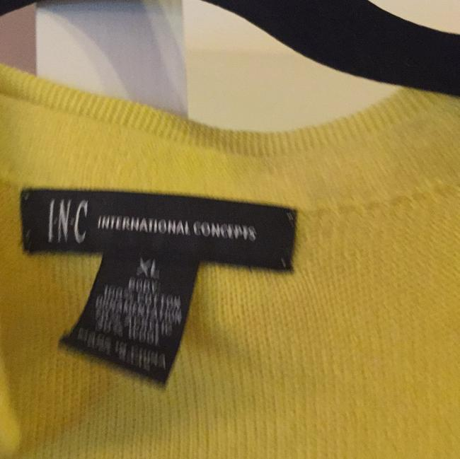 INC International Concepts Sweater