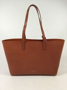 Mansur Gavriel Tote in Brandy/Brick