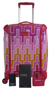 Tumi Pink Travel Bag