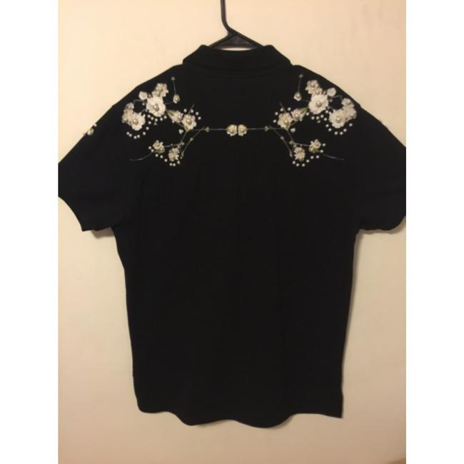 Givenchy MEN's Polo size M T Shirt Blac