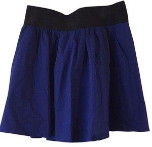 Express Skirt Royal blue/ black elastic