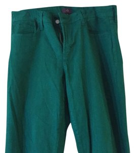 NYDJ Straight Pants Green