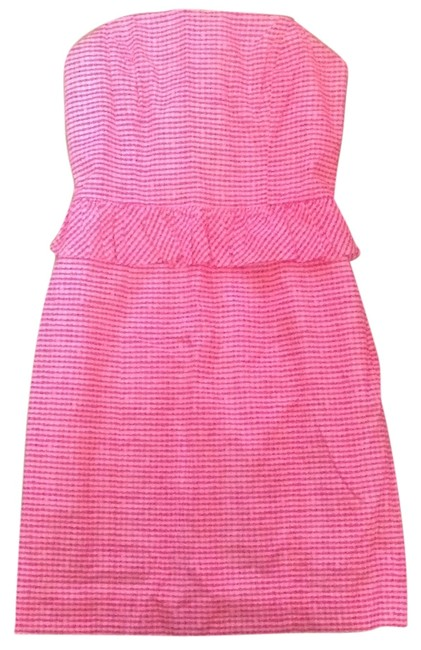 Preload https://item3.tradesy.com/images/lilly-pulitzer-pink-and-white-above-knee-short-casual-dress-size-0-xs-5219842-0-0.jpg?width=400&height=650