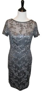 Sue Wong Beaded Embellished Dress