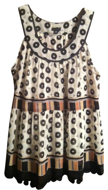 Preload https://item5.tradesy.com/images/anthropologie-cream-with-print-anthropologieanna-sui-blouse-size-2-xs-522079-0-1.jpg?width=400&height=650