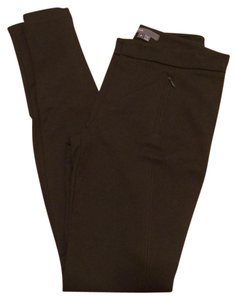 Vince Knit Skinny Pants Very Dark green