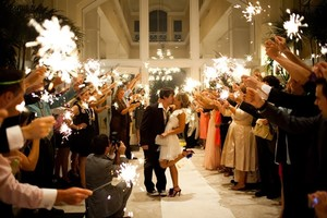 Wedding Sparklers - Pack Of 96