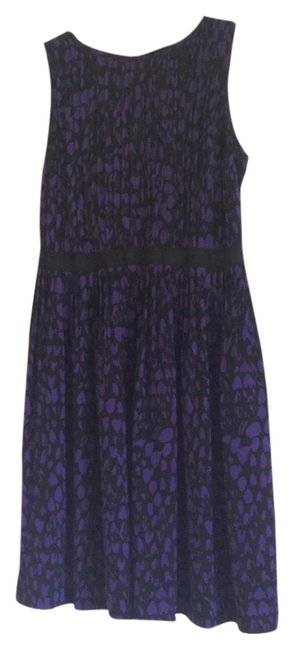 Preload https://item2.tradesy.com/images/ann-taylor-loft-black-and-blue-above-knee-workoffice-dress-size-petite-0-xxs-5222131-0-0.jpg?width=400&height=650