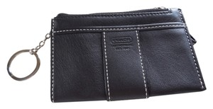 Coach Coach Slim Wallet with Key Ring