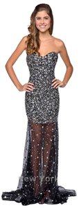 Milano Formals Homecoming Long Prom Dress