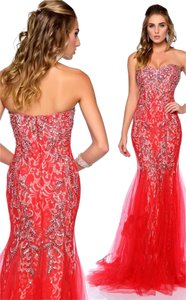 Milano Formals Homecoming Glitter Prom Dress