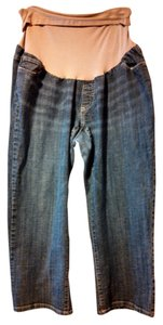 American Star American Star Cropped Maternity Jeans 1X