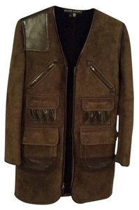 Ralph Lauren Fur Coat
