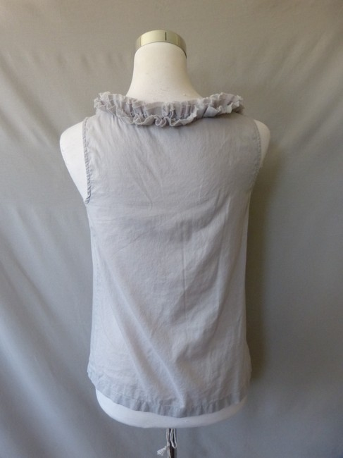 Ann Taylor LOFT Top Gray
