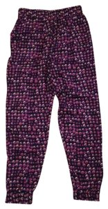 Tucker Relaxed Pants Purple