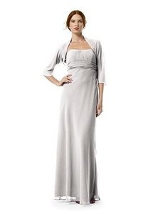 David's Bridal Ivory Chiffon Shrug Style# 81094