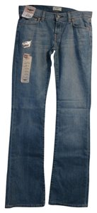 Uncharted Territory Premium Denim Boot Cut Jeans-Medium Wash