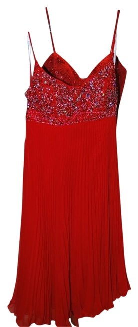 Riva Designs Holiday Christmas Short Short Prom Short Pageant Valentines Day Dress