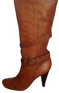 BCBGeneration Cognac/luggage Boots