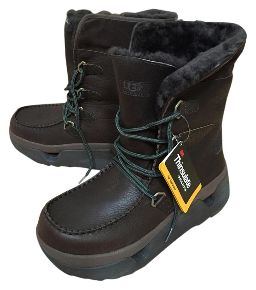 ae34710a709 Brownstone Ugg Auden Men's Waterproof Snow Boots/Booties Size US 11 Wide  (C, D) 70% off retail