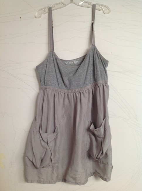 Victoria's Secret Top Grey