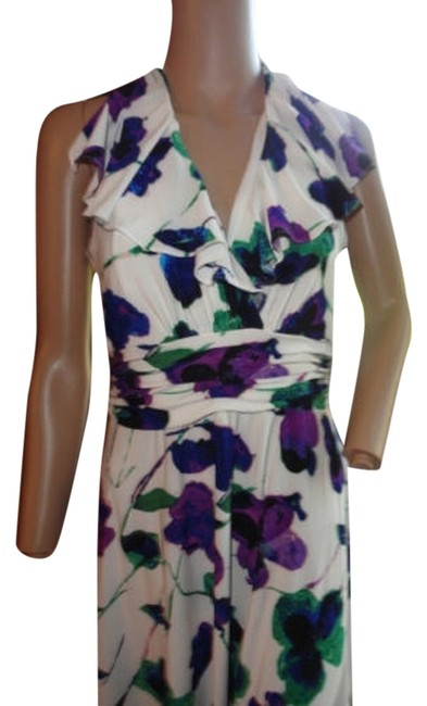 Preload https://item1.tradesy.com/images/evan-picone-bright-purple-and-green-on-a-white-background-short-workoffice-dress-size-6-s-5237305-0-0.jpg?width=400&height=650