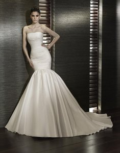 St. Patrick Carmen Wedding Dress