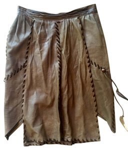 Mini Skirt brown