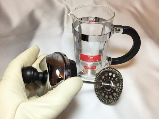 Other 3-Cup Coffee Press; Original Bodum Chambord [ Roxanne Anjou Closet ]