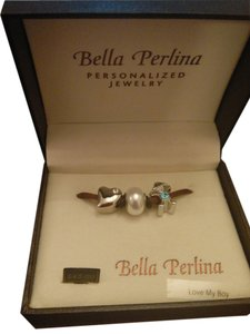 Bella Perlina Love my Boy Charms