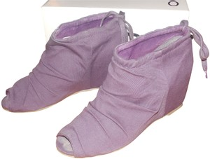 Aldo Purple Wedges