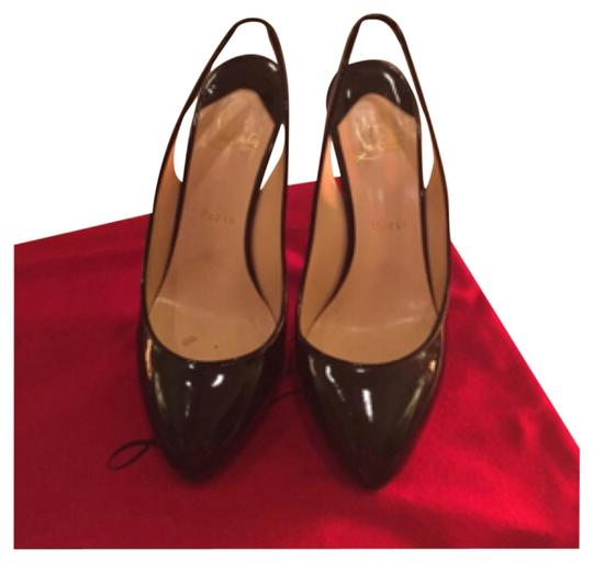 Christian Louboutin Black. Formal