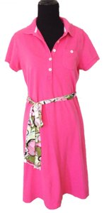 Lands' End short dress Pink on Tradesy