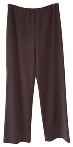 Missoni Ponte Wool Pull On Trouser Straight Pants gray