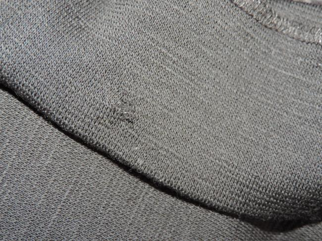 Missoni Ponte Wool Pull On Trouser Knit Straight Pants gray
