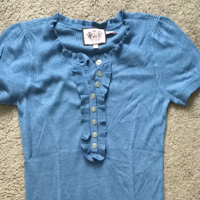 Juicy Couture Top Periwinkle