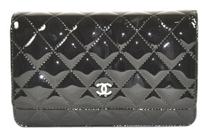 Chanel A33814 Wallet On Chain Woc Cross Body Bag