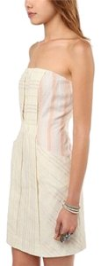 Urban Outfitters short dress Nude on Tradesy
