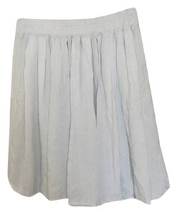 Brandy Melville Mini Skirt Baby blue
