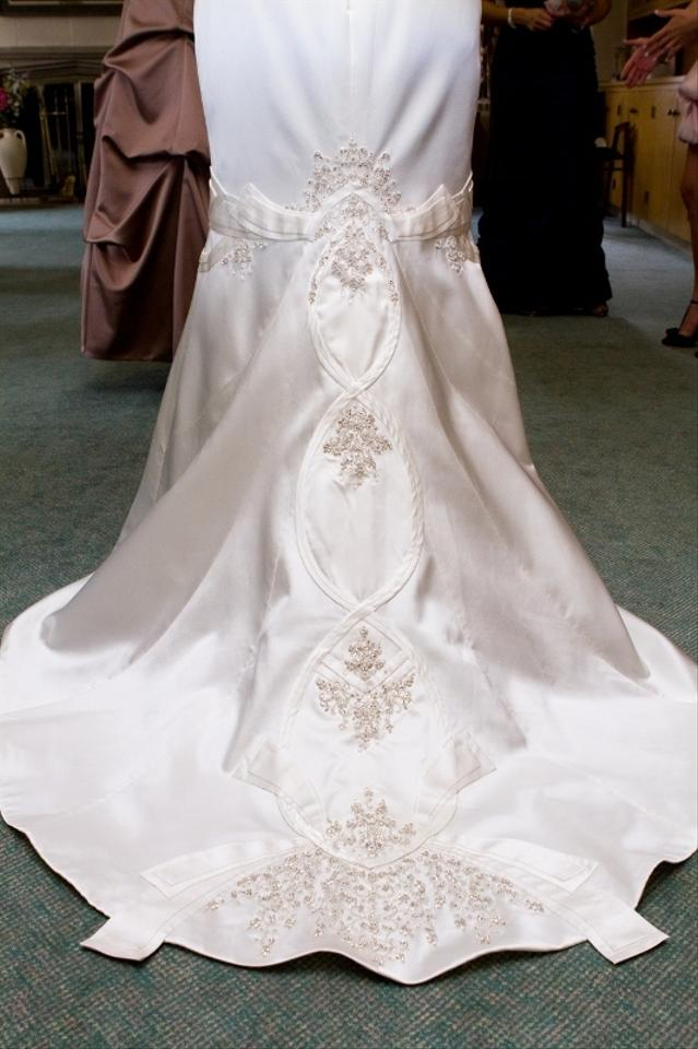 Matthew christopher sasha wedding dress tradesy for Matthew christopher wedding dress prices
