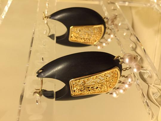 ISHARYA Earrings and bangle