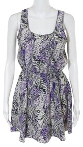 Urban Outfitters short dress Lilac on Tradesy