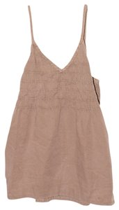 Mossimo Supply Co. Top Light Brown