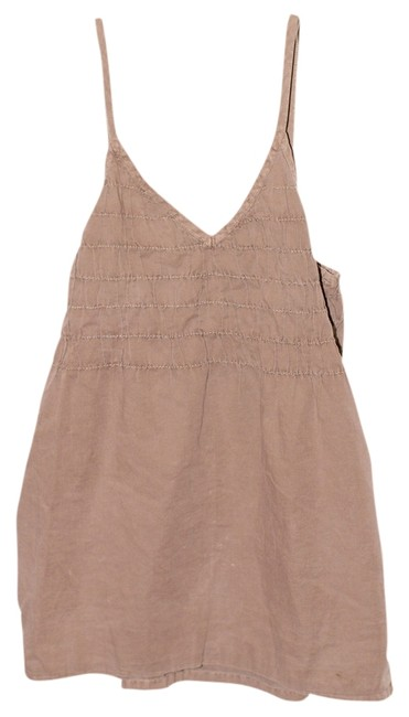 Preload https://img-static.tradesy.com/item/525019/mossimo-supply-co-light-brown-tank-topcami-size-4-s-0-0-650-650.jpg