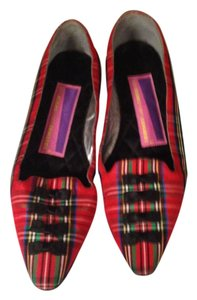 Susan Bennis Edwards Red Flats