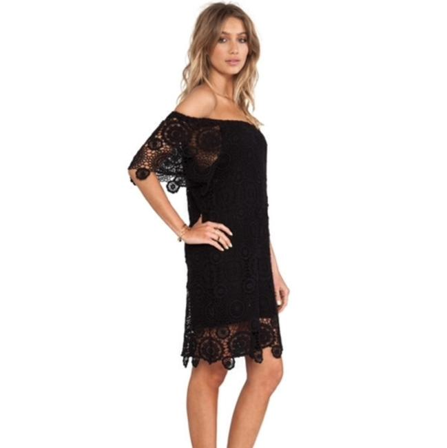 Nightcap short dress Black on Tradesy